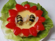 Wiosenna kanapeczka