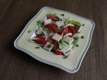 Wiosenna sałatka na kolację