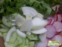 wiosenna sałatka teresy