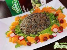 Wiosenna sałatka z ryżem