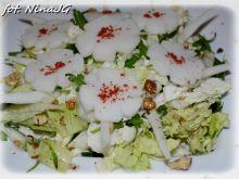 Wiosenna surówka z sałat