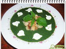 Wiosenna zupa Eli z pokrzyw