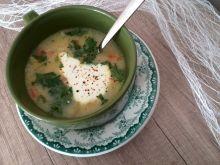 Wiosenna zupa warzywna