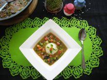Wiosenna zupka z woka