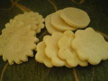 Wiosenne ciasteczka cytrynowe