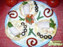 Wiosenne kanapeczki ryżowe