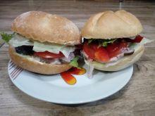 Wiosenne kanapki dla męża