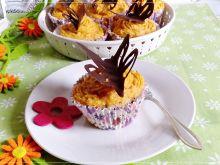 Wiosenne muffinki z kremem z dyni piżmowej