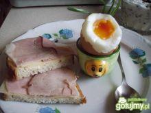 Wiosenne śniadanko
