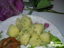 Wiosenne ziemniaki