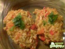 wiosenny ryż z warzywami