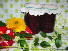 Wiśnie w słoiku do ciast i deserów
