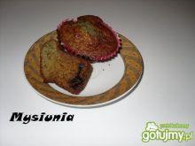 Wiśniowe muffiny z wiśniami