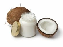 Olej kokosowy, masło kokosowe
