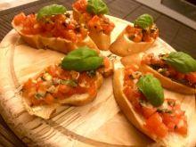 Włoska bruschetta