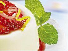 Włoski deser waniliowy