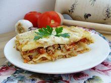 Włoski przekładaniec-czyli lasagne w polskim stylu