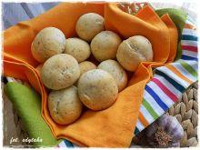 Włoskie bułeczki czosnkowe