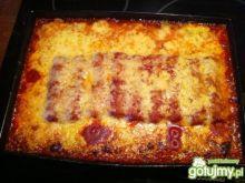 Włoskie gołąbki- Cannelloni z mięskiem