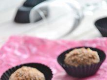Włoskie trufle czekoladowe
