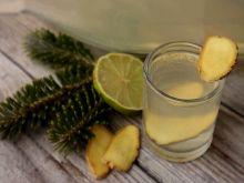 Wódka limonkowo-imbirowa