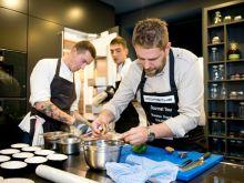 Wojciech Modest Amaro i Paul Liebrandt gotują w Sopocie