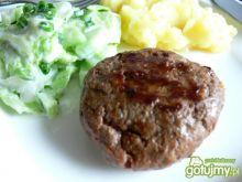 Wołowe burgery