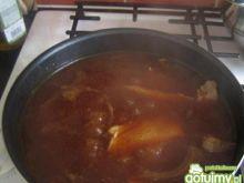wołowina w sosie pieczeniowym