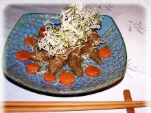 Wołowina z ryżowym czubem