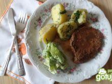 Wołowina z sosem miodowym