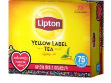 WOŚP i Lipton ponownie grają razem herbatę!