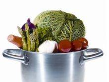Wskazówki odnośnie gotowania warzyw.