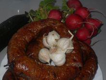 Wyborowa  swojska kiełbasa wieprzowa