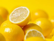 Wyciskamy z cytryny jak najwięcej