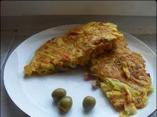 Wyjątkowy omlet makaronowy