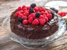 Wypieki z czekoladą