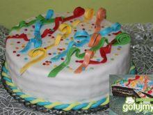Wyśmienity tort makowy