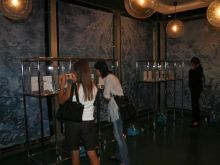 Wystawa Bombay Sapphire w Poznaniu