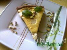 wytrawna tarta serowa we włoskim stylu