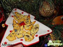 Wytrawne ciasteczka z kminkiem