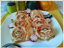 Wytrawne francuskie ślimaczki z oczkiem