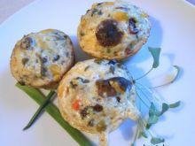 Wytrawne muffinki z kasza jaglaną