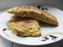 Wytrawny omlet z rana