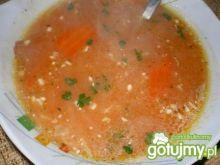 Zabielana zupa pomidorowa