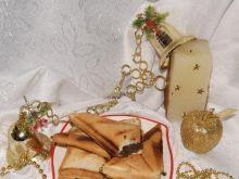 Zamiast pasztecików - wigilijne tosty :