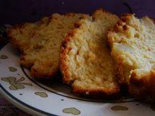 Zamieszane ciasto z gruszkami