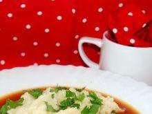,,Zapasowa,, pomidorówka z kaszą jaglaną