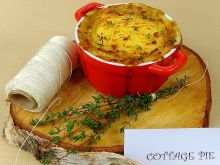Zapiekana alla cottage pie