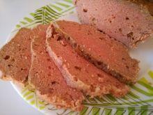 Zapiekana mielonka na kanapki lub do obiadu