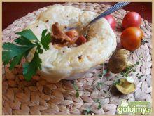 Zapiekana potrawa z fasoli